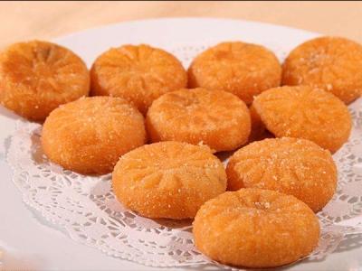 安康南瓜饼